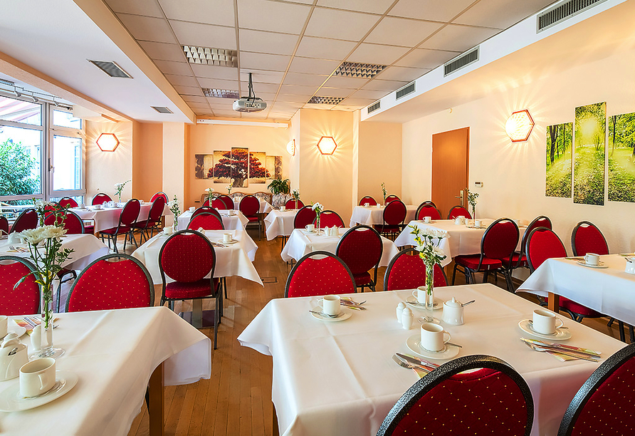 Best Western Parkhotel Leiß in Lohr am Main, Restaurant