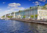 St. Petersburg, Venedig des Nordens, Eremitage