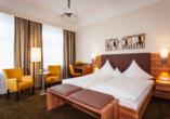 Hotel Noltmann-Peters in Bad Rothenfelde, Beispiel Doppelzimmer