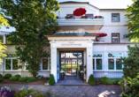 Hotel Noltmann-Peters in Bad Rothenfelde, Außenansicht
