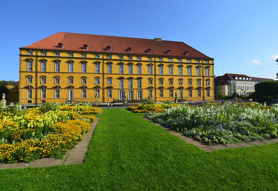 Hotel Noltmann-Peters in Bad Rothenfelde, Schloss Osnabrück