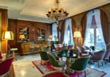 Grand Hotel Cravat in Luxemburg, Bar