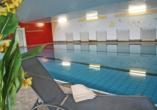 Hotel Lahnblick in Bad Laasphe, Hallenbad