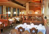 Alpenhotel Ramsauerhof, Restaurant
