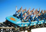 Heide Park Resort Soltau, Katapultstartachterbahn Desert Race