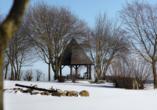 Quellness- und Golfhotel Fürstenhof in Bad Griesbach im Bayerischen Bäderdreieck, Winterwunderland