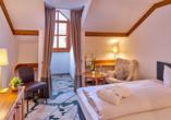 Quellness- und Golfhotel Fürstenhof in Bad Griesbach im Bayerischen Bäderdreieck, Beispiel Einzelzimmer