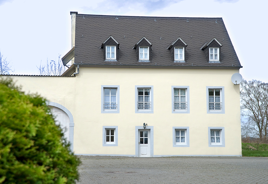 Berghotel Kockelsberg in Trier, Nebenhaus