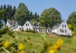 Flair- & Berghotel Talblick in Holzhau, Außenansicht