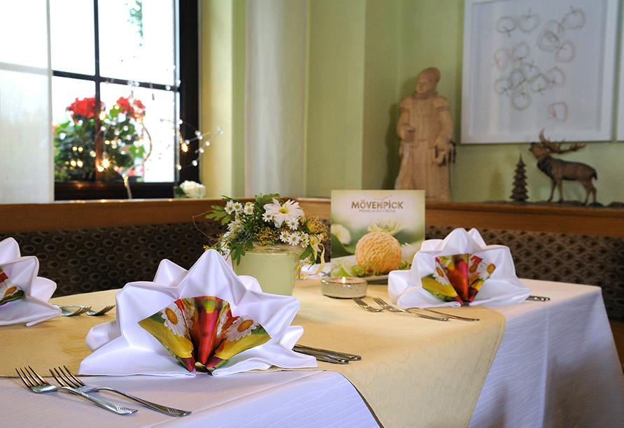 Flair- & Berghotel Talblick in Holzhau, Restaurant