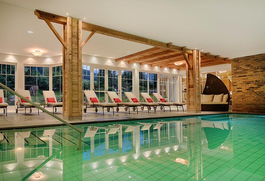 Hotel Gallhaus in St. Johann im Ahrntal, Hallenbad