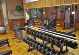 Vitalhotel König am Park in Bad Mergentheim im Tal der Tauber, Fitness