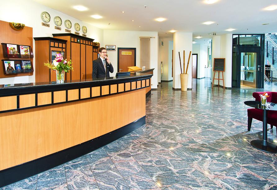 ACHAT Premium Dortmund/Bochum im Ruhrgebiet Lobby