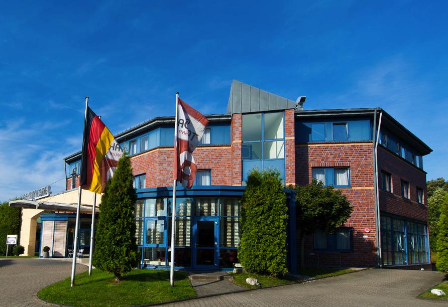 ACHAT Premium Dortmund/Bochum im Ruhrgebiet Außenansicht