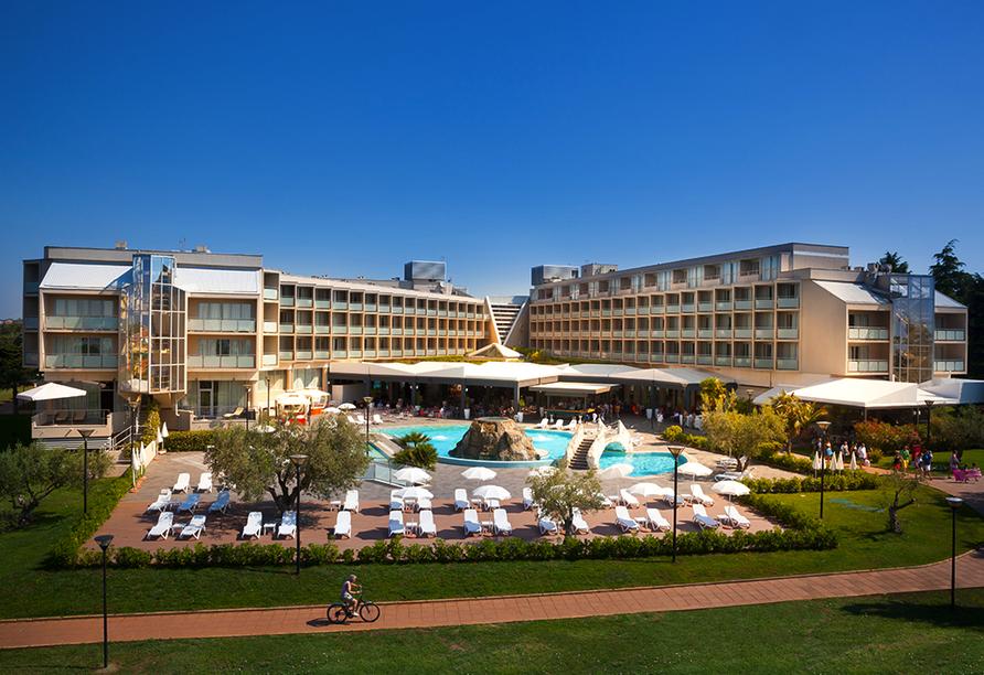 Hotel Aminess Maestral, Außenansicht