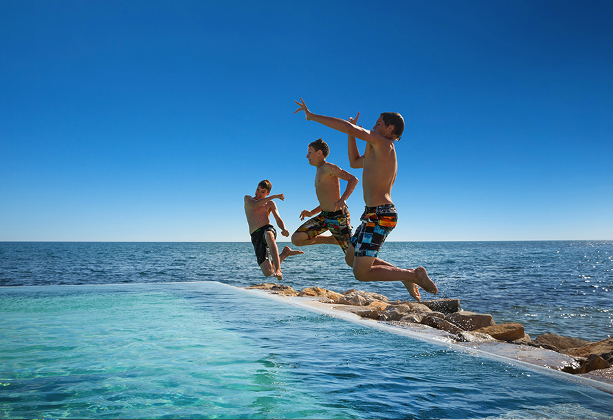 Hotel Aminess Maestral, Punto Mare Fun & Beach Zone