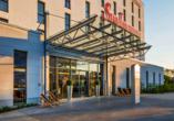 Star Inn Hotel Premium München Domagkstraße, by Quality, Außenansicht