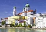 Appartement Hotel Royal in Bad Füssing im Bäderdreieck, Passau