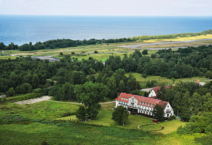 Hotel Mona Lisa in Kolberg, Panorama
