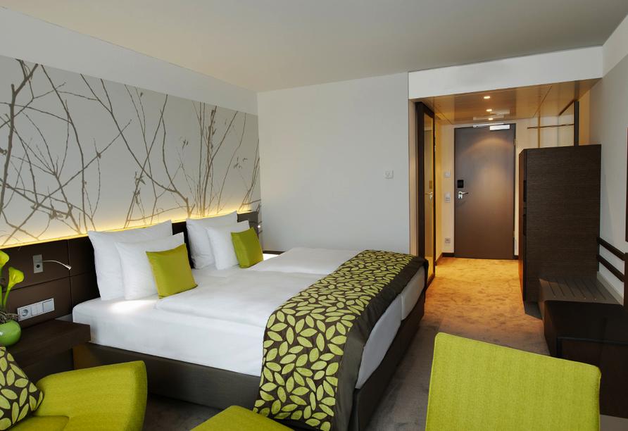 ATLANTIC Congress Hotel Essen, Zimmer