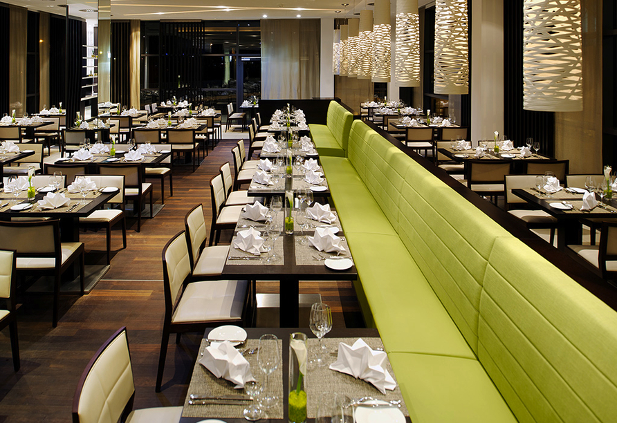 ATLANTIC Congress Hotel Essen, Restaurant