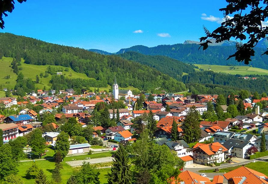 Golf & Alpin Wellness Resort Ludwig Royal Oberstaufen Allgäu, Oberstaufen