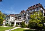 Wyndham Grand Hotel Bad Reichenhall Axelmannstein in Bad Reichenhall, Außenansicht