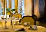 Wyndham Grand Hotel Bad Reichenhall Axelmannstein in Bad Reichenhall, Restaurant