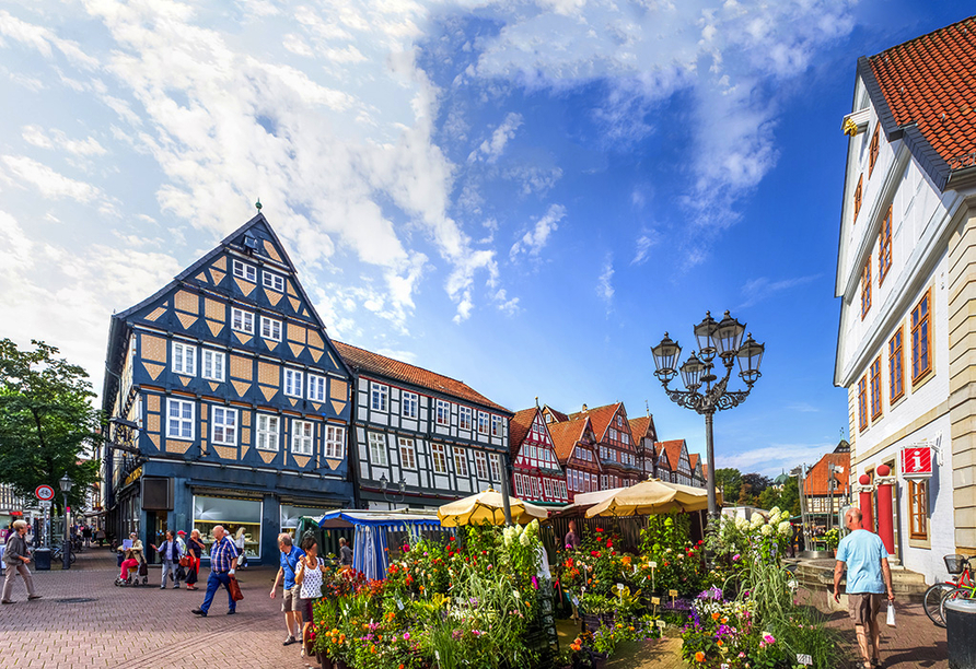 TRYP by Wyndham Hotel Celle in Celle in der Lüneburger Heide, Altstadt
