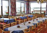 Hotel Aurach in Österreich Restaurant