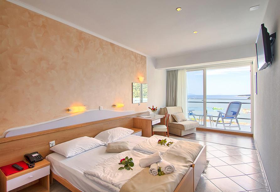Hotel Mimosa in Rabac, Zimmerbeispiel
