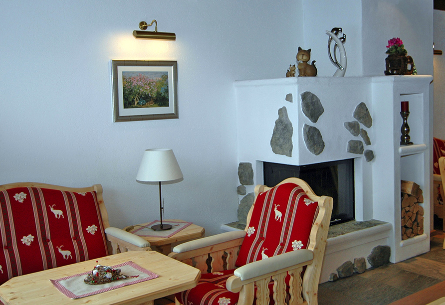 Hotel Sonnalp, Kirchberg, Tirol, Österreich, Lobby