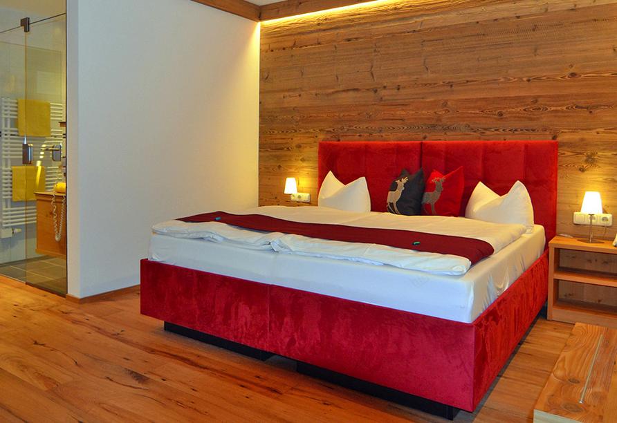 Hotel Sonnalp, Kirchberg, Tirol, Österreich, Zimmer