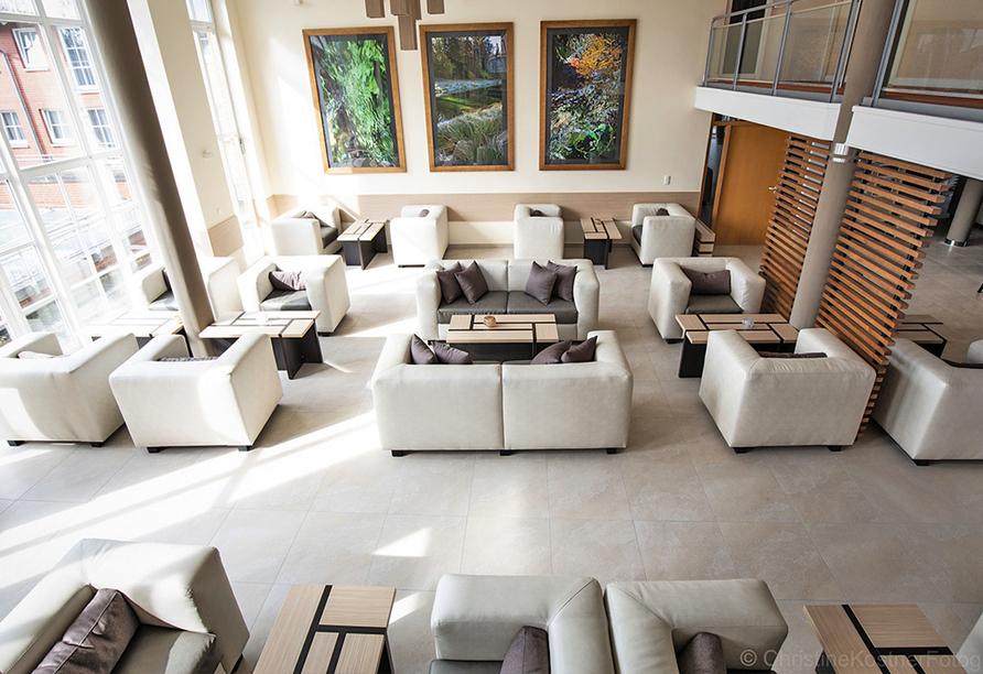 Heide Hotel Reinstorf Lüneburger Heide, Lobby