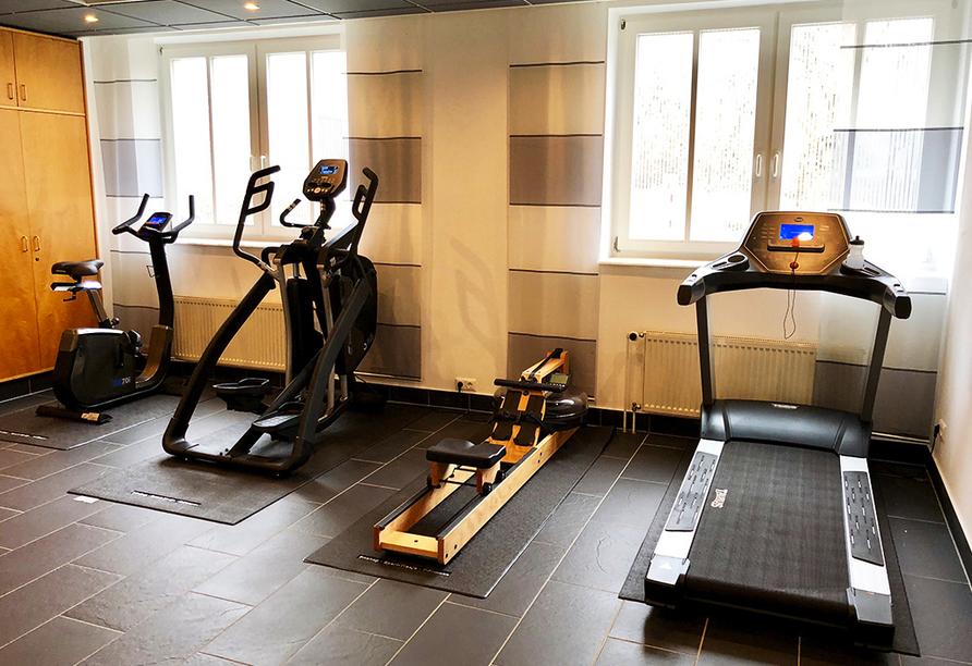 The Royal Inn Park Hotel Fasanerie, Fitnessraum