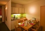 Predigtstuhl Resort in St. Englmar im Bayerischen Wald, Beispiel Familienstudio