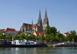 Predigtstuhl Resort in St. Englmar im Bayerischen Wald, Ausflugsziel Regensburg
