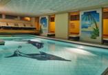 PRIMA Hotel Vita Balance in Waldbreitbach, Hallenbad
