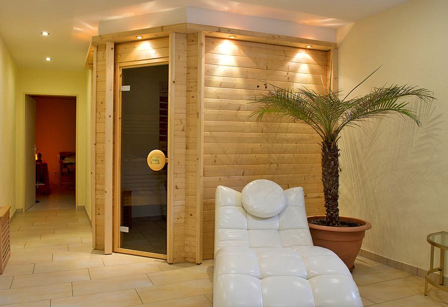 PRIMA Hotel Vita Balance in Waldbreitbach, Sauna