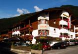 Hotel Brennerspitz in Neustift im Stubaital, Außenansicht