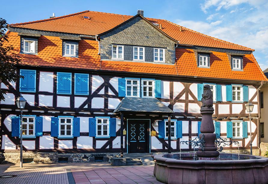Sporthotel Grünberg, Grünberg