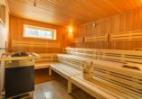 Sporthotel Grünberg, Sauna