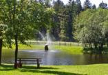 Sporthotel Sonnenhof, Sonnen, Bayerischer Wald, See