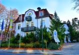 Ringhotel Villa Margarete in Waren (Müritz), Außenansicht