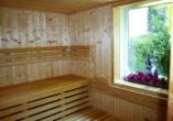 Ringhotel Villa Margarete in Waren (Müritz), Finnische Sauna