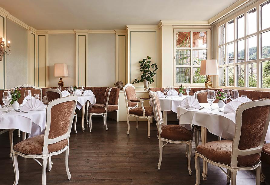 Burghotel Am Hohen Bogen in Neukirchen beim Heiligen Blut, Restaurant