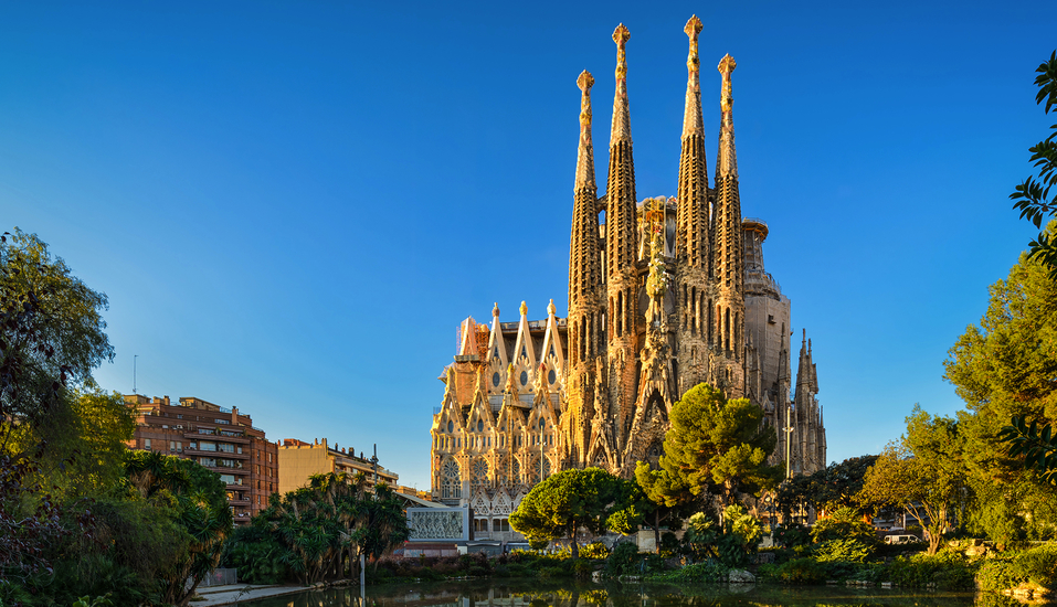 Hotel Alegria Maripins in Malgrat de Mar, Sargrada Família
