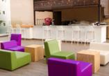 Hotel Alegria Maripins in Malgrat de Mar, Bar