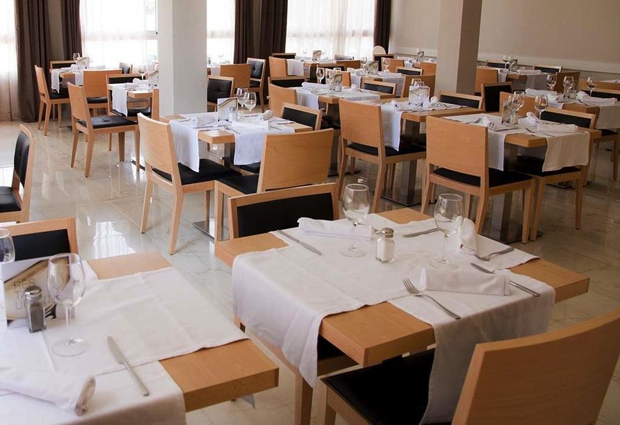 Hotel Alegria Maripins in Malgrat de Mar, Restaurant
