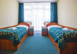 Hotel Atol Resort in Swinemünde, Polnische Ostsee, Zimmerbeispiel